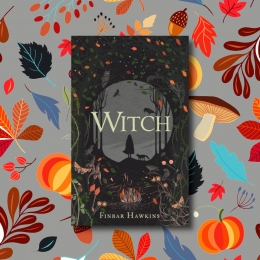 Win a Signed Copy Of Witch!