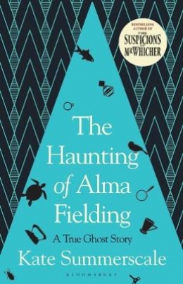 Win a Copy of The Haunting of Alma Fielding!