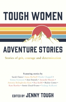 Win a copy of Tough Women - stories of grit, courage and determination!