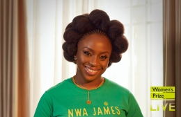 Win Free Tickets to a Virtual Evening with Chimamanda Ngozi Adichie and All 25 Women's Prize for Fiction Winning Books!