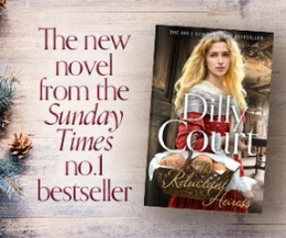 Win A Copy of Dilly Court's The Reluctant Heiress and a Bloom & Wild Bouquet.