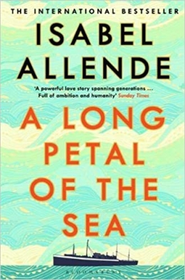 Win a Signed copy of A Long Petal of the Sea by Isabel Allende
