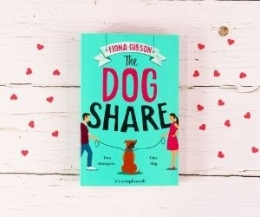 Win a copy of The Dog Share and a gift Hamper from M&S.