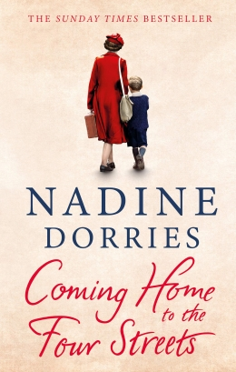 Win 'The Four Streets' series by Nadine Dorries!