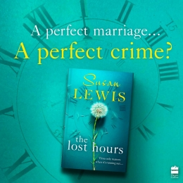 Win a copy of The Lost Hours and Forgive me by Susan Lewis