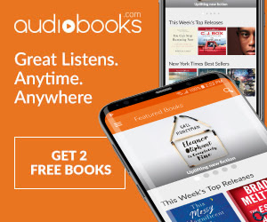 Two Free Audiobooks