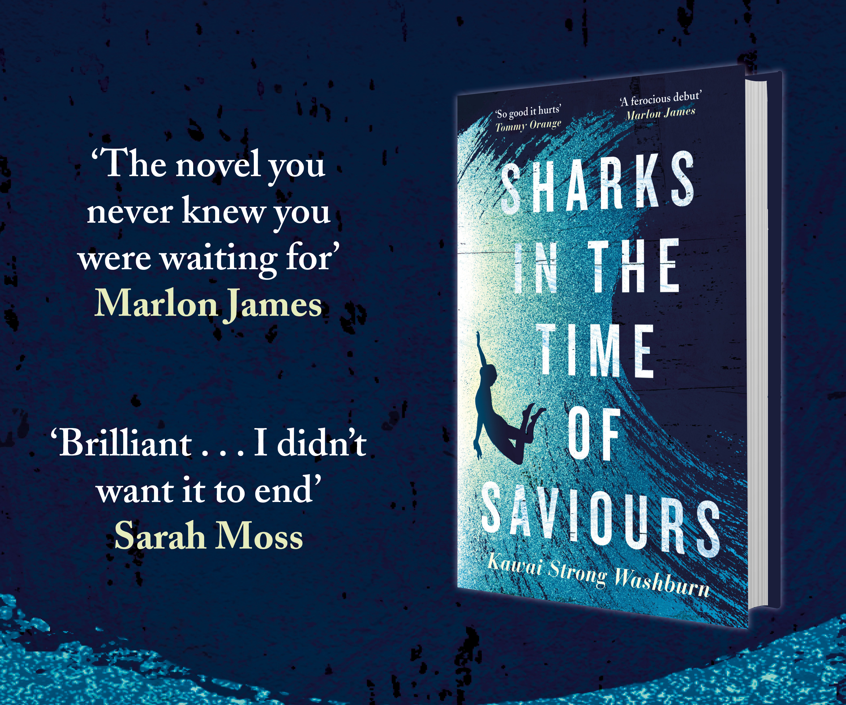 Sharks in the Time of Our Saviours