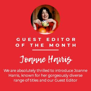 Joanne Harris Guest Ed