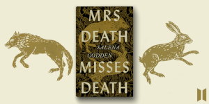Mrs Death Misses Death Small Banner