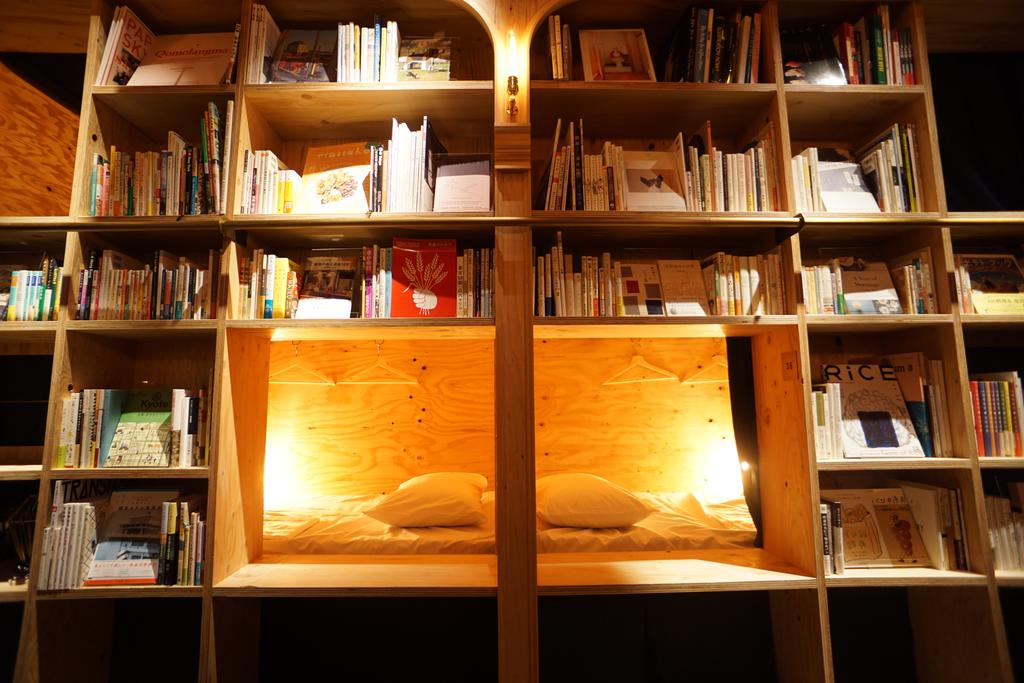 The Book and Bed Hotel in Tokyo