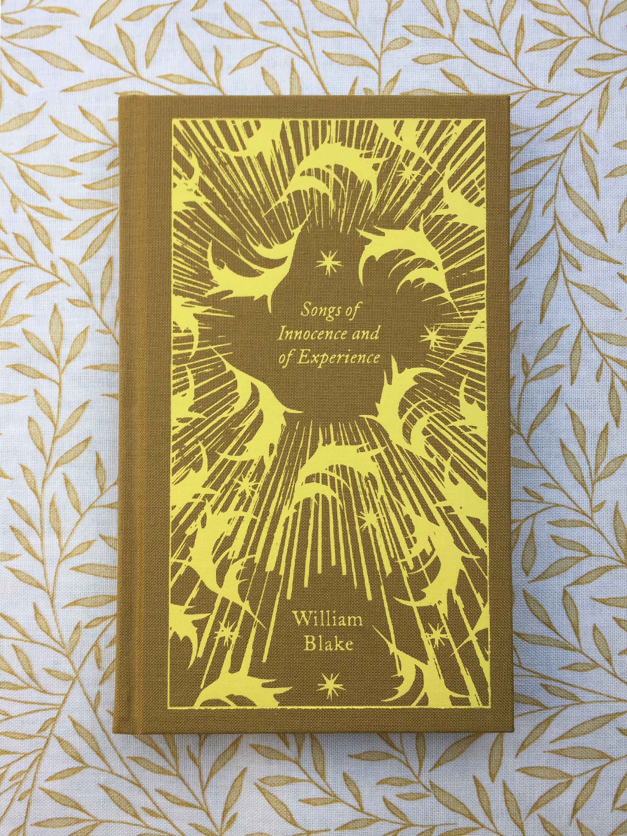 Coralie Bickford-Smith Cover Design Songs of Innocence and Experience