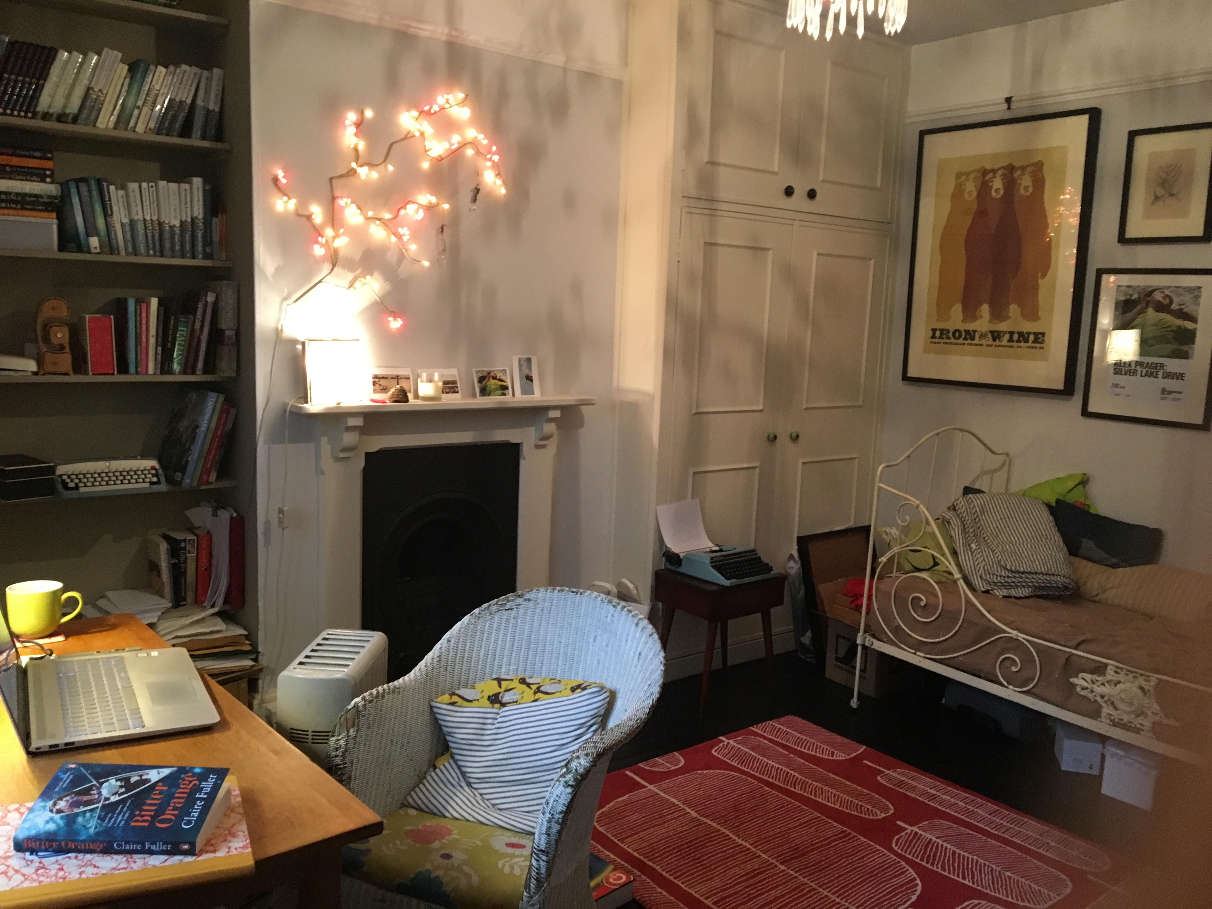 Claire Fuller's Writing Spot
