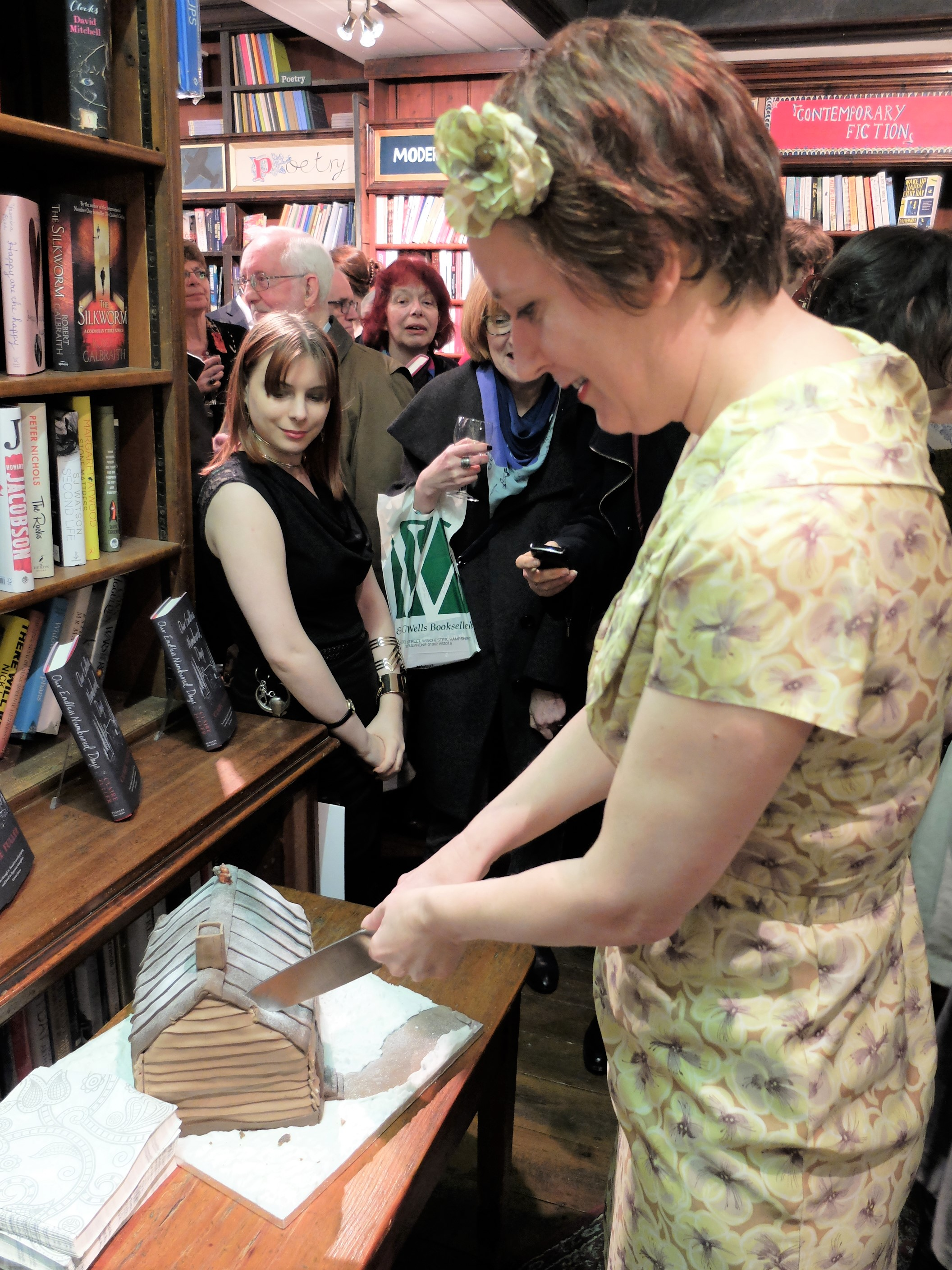 Claire Fuller's Most Memorable Book Event