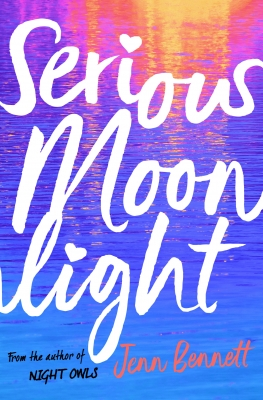 Serious Moonlight YA Fiction Book Cover