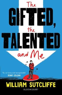The Gifted The Talented and Me YA Fiction Book Cover