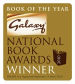 Galaxy Book Award Winner 2010