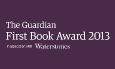 Guardian First Book Award 2013