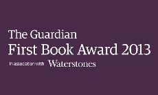 Guardian First Book Award 2013
