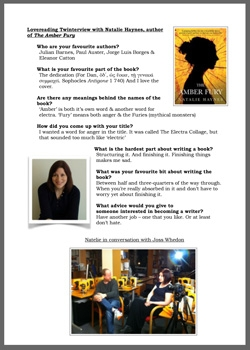 natelie hatnes interview