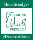 The Desmond Elliott Shortlist 2017