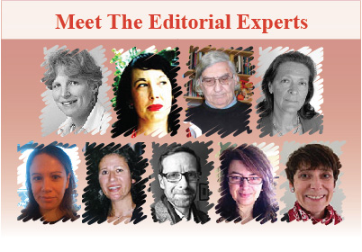 Meet Lovereading's Editorial Experts