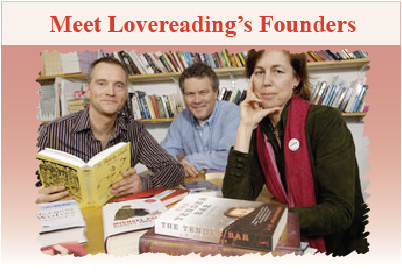 Meet Lovereading's Founders